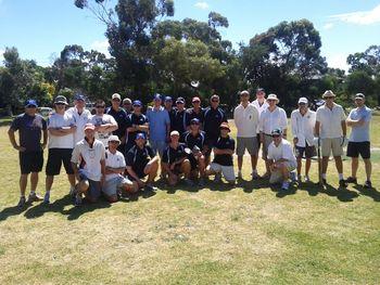 BFAC Feb 2012 cricket match